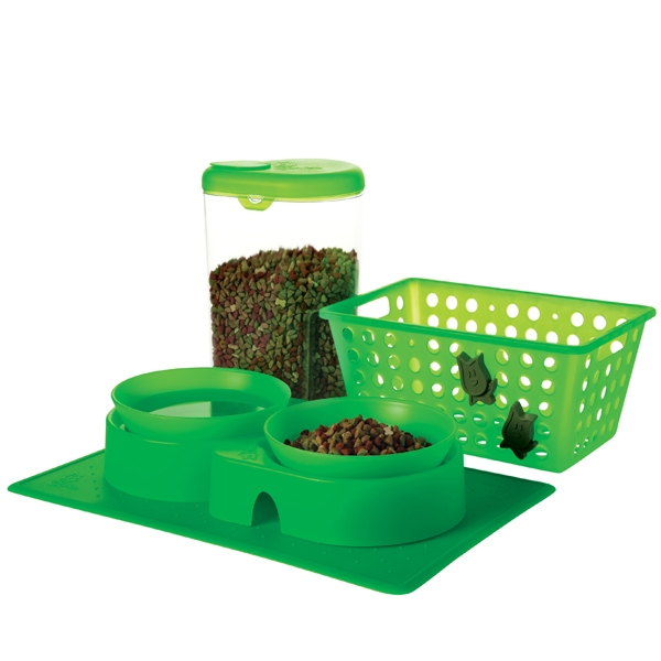 Pet Box Coza Pets - Verde