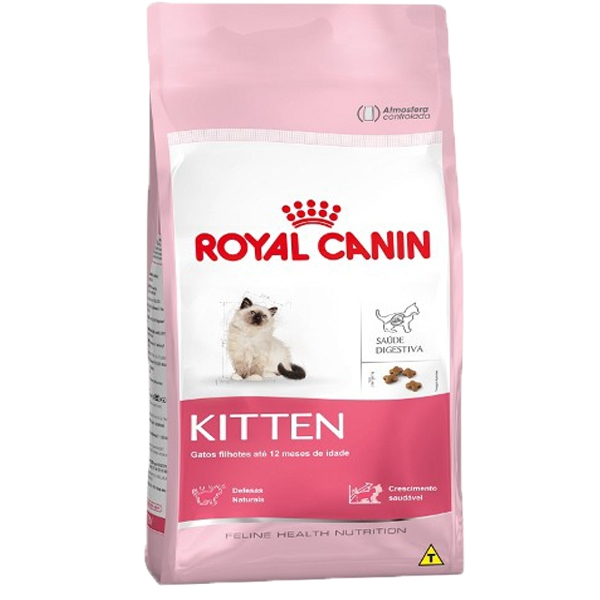 Royal Canin Feline Kitten 34 - 7,5Kg - Venc. 08/12/19
